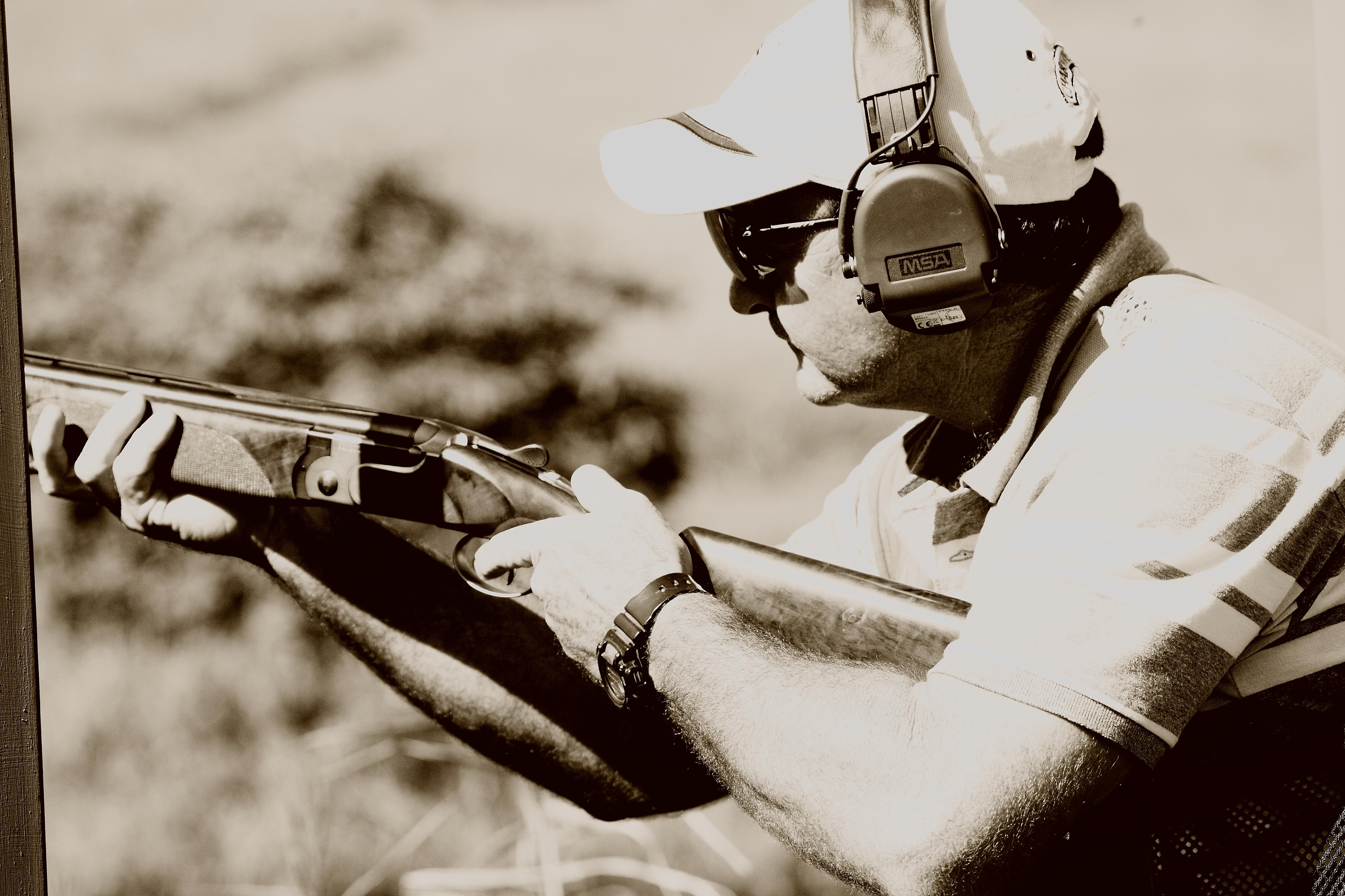 Pro's on the range
