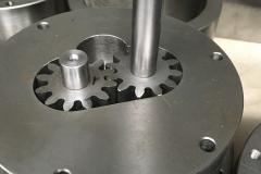 R & D milling